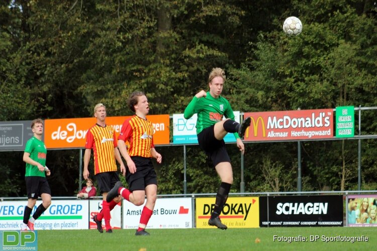 Zaterdagvoetbal: Forse nederlagen voor Reiger Boys en SVW '27